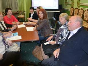 На заседании правительства обсуждается вопрос о реализации государственной политики в области охраны труда в